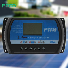 Wholesale price 10A 12V24V charging and discharging 40A solar controller from Chinese manufacturer