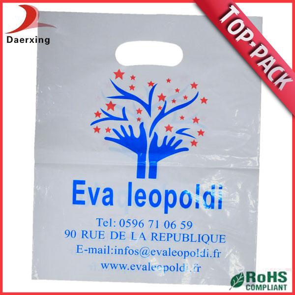 Custom ecofriendly tree planting plastic bags