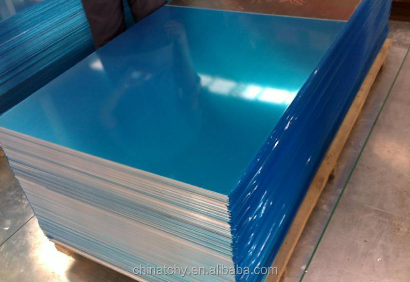 China supplier metal roofing sheets prices aluminum roofing sheet for iphone 6 case solar collector