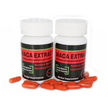 High Quality Natural Maca Root Power Capsules Health Products