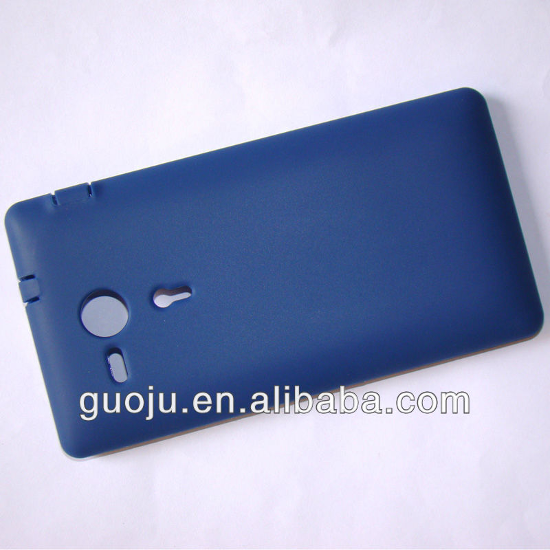 hard back cover case for sony xperia sp m35h