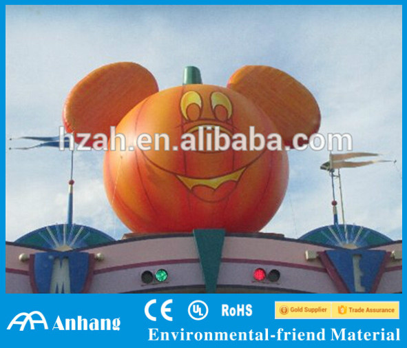 Giant Inflatable Pumpkin for Halloween Decoration