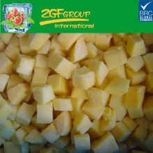 IQF forzen mango fruit bar