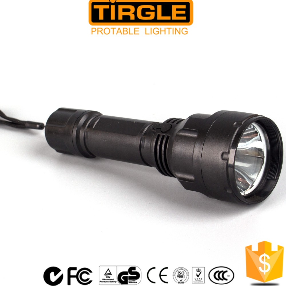 led police torch light flashlight