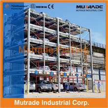 CE China Mutrade Parking Smart Mechanical parking for sale