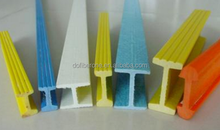 Composite material pultruded fiergass I Beam for sale