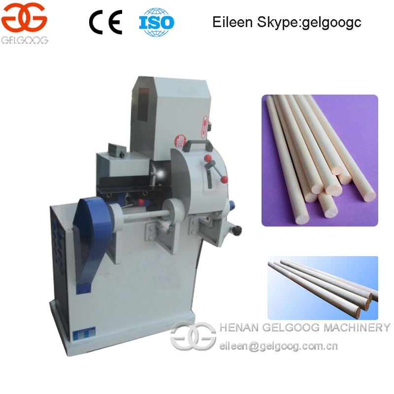 Low Factory Price Wood Working Wood Round Stick Sanding Machine