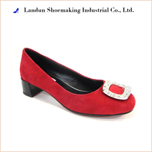 NEW design russian women shoes heel ladies shoes from china retailer