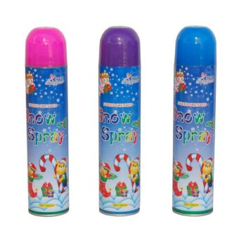 Snow spray party decoration spray 360ml160g wholesales china