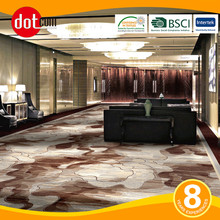 Cotton Banquet Hall Flooring Oriental Auditorium Carpet