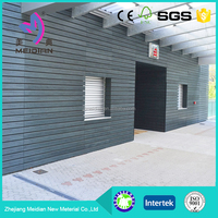 Direct Factory low maintenance wpc exterior tile siding