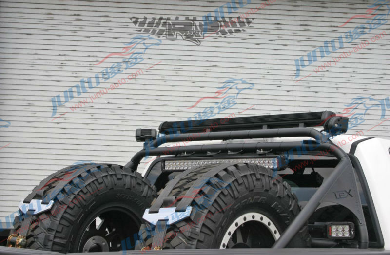 "High quality hot sale 10.4"" 54w 12v car led light bar with side bracket optional JT-1200-54W"