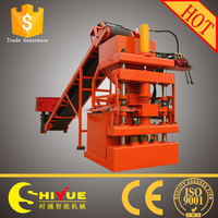 LY1-10 automatic clay brick manufacturing plant