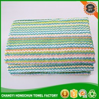 wholesale cheap price puer cotton yarn dyed bath terry towel