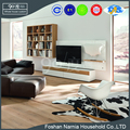 2017 high quality living room simple design modern tv cabinet