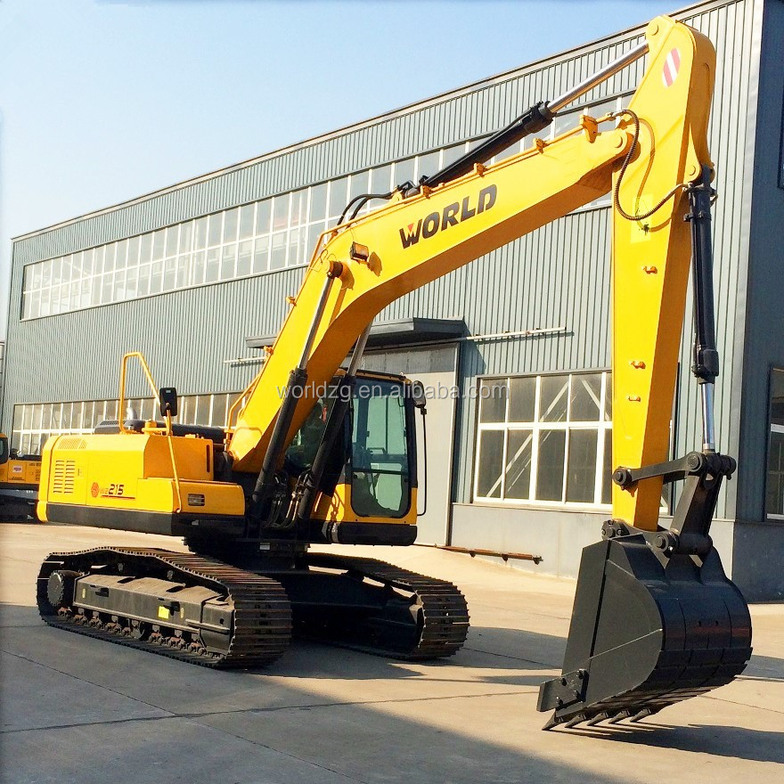 China 21ton hydraulic excavator price