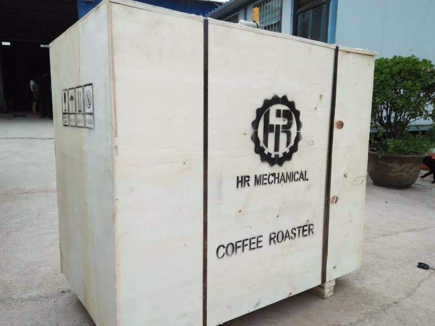 Shop used 6 kg coffee roaster/commercial coffee roasting