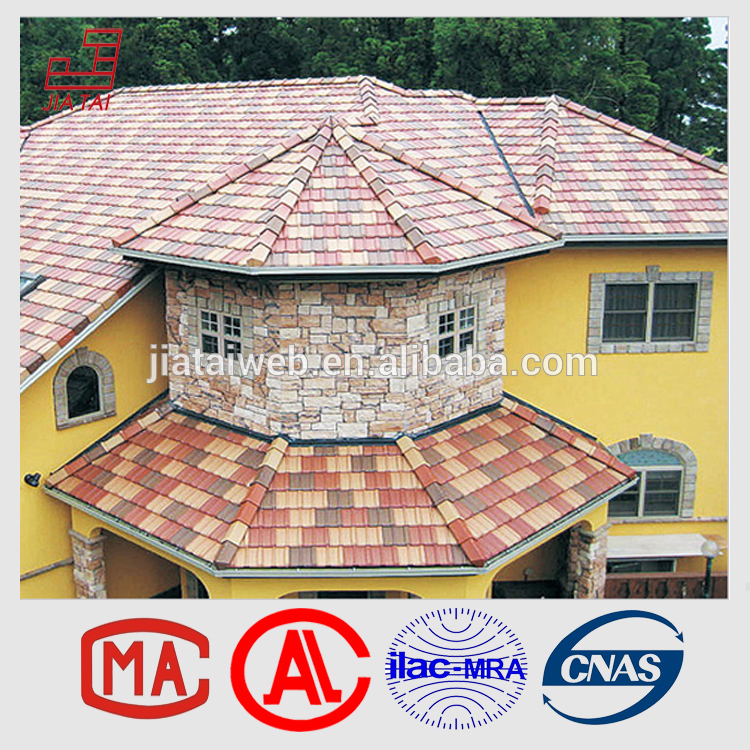 Made in China high strength plain flat clay roof tile price quality