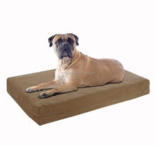 Portable Gel Cleaning Indoor Memory Foam Dog Pet Bed Mattress