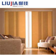 Sunscreen Indoor Sliding Curtain Panels Blind,Office Curtains And Blinds