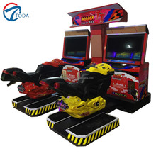 Toda new max tt car 3d simulator racing car game machine/accade video games for boy with best price