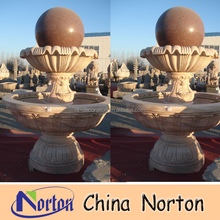 hot sale china high quality factory price natural marble floating fountain prices NTMF-S239R
