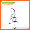 EN14183 Steel Folding step Ladder SF0503A/outdoor iron stairs/fold step stool