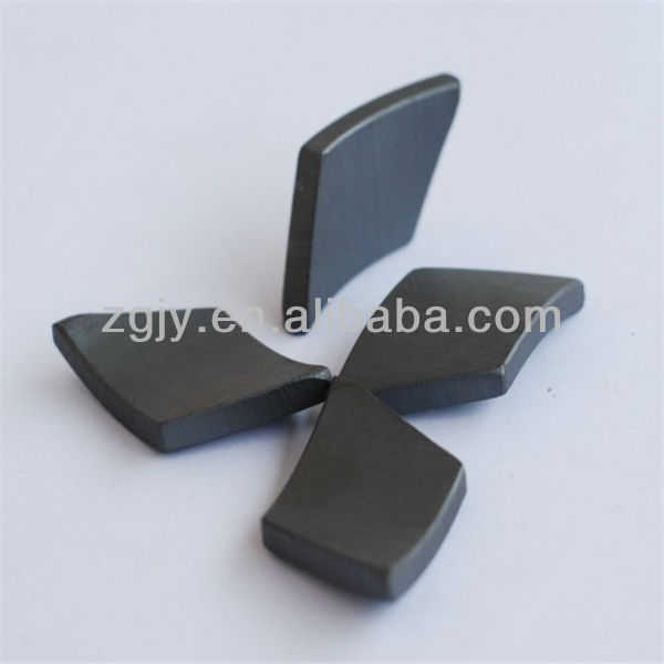 C8 Ceramic Ferrite Coreless Permanent Magnet Generator Block for Motor