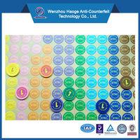 Gamble chip sticker