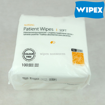 Super soft convenient use most absorbent medical cleaning cloth