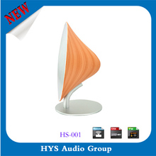 High quality new design tannoy mobile mini speaker with mic 3.5mm adapter