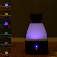 Water spray diffuser crystal essential oils diffuser