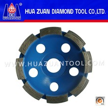 single row cup grinding wheel 100mm cup shaped grinding wheel