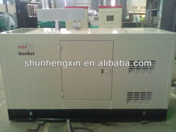 45kw/56kva soundproof generator set powered by Cummins engine 4BTA3.9-G2