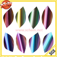 Wholesale chrome chameleon pearlescent pigment for car paint