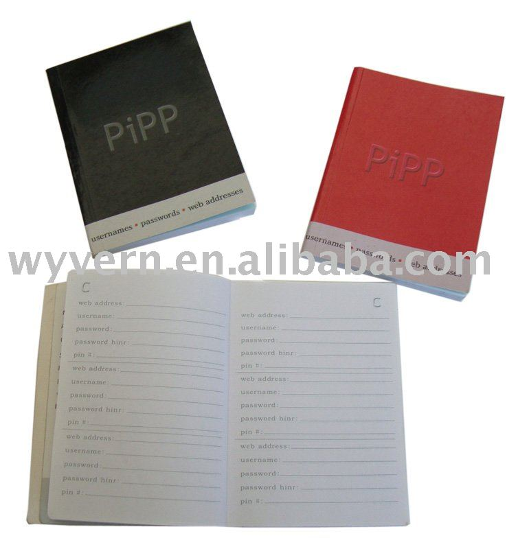 mini web address book