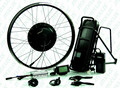 MXUS 2017 1000W electric bicycle conversion kit with good service