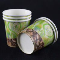 unusual new design popular disposable 16 oz paper coffee cup