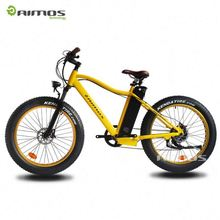 Changzhou Aimos High quality and best selling green energy golden motor off road dirt electric bike