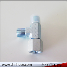 Factory low prices make all types Metric Thread fittings/steel hose barb fittings/copper hose barb fittings