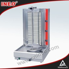Heavy Duty Electric Vertical Kebab Rotating Grill/Commercial Electric BBQ Grill/Rotating Barbecue BBQ Grill
