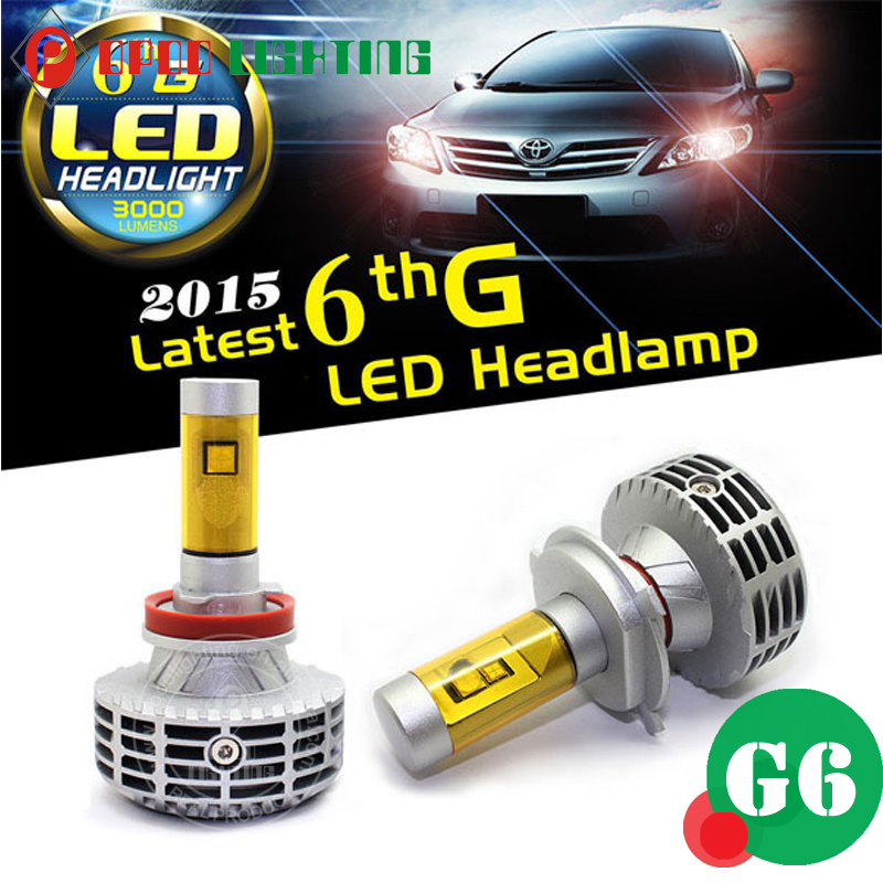 Auto led h4 conversion kits, 2015 New mix led chips auto led h4 conversion kits