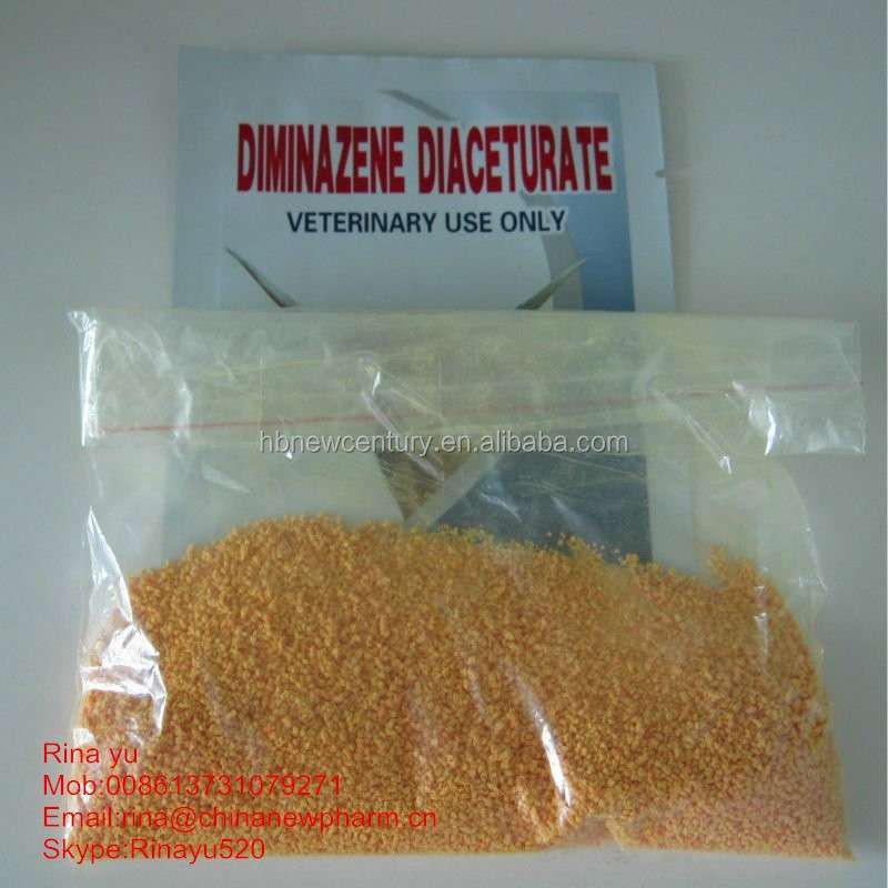 Diminazene Diaceturate + Antipyrine Powder for Injection