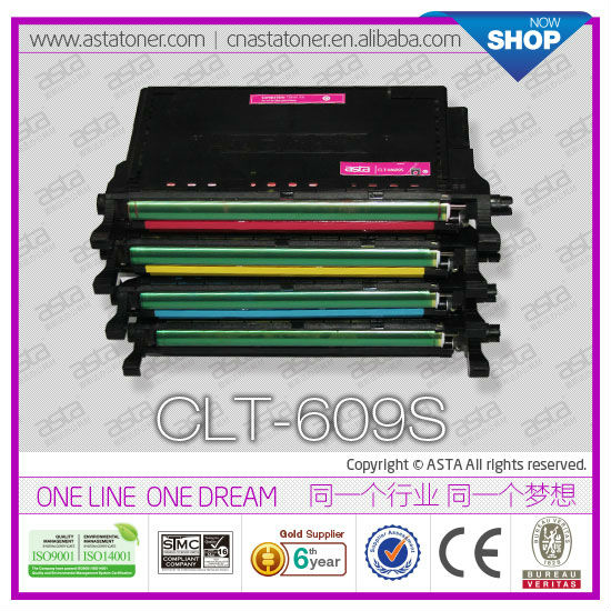 Original Quality Reman toner cartridges of for SAM CLT-609S suitable for use in CLP-770/770ND /775 printer
