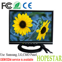 14 inch cheap car lcd monitor stand alone lcd monitor