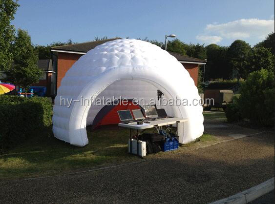 igloo commercial inflatale dome tent for sale