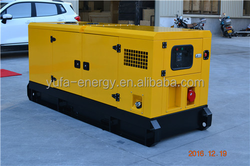 YUFA power solution power generator super silent diesel generator set for sale