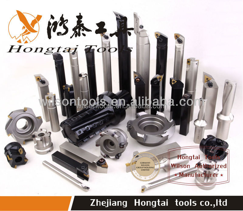 cnc metal lathe part e-type tool holder