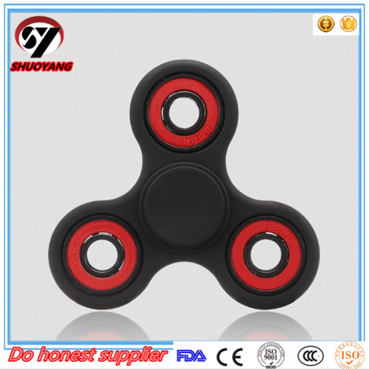 Custom logo accepted High precision Leisure products hand spinner toys