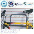 strong and durable with rust prevension wall mounted hanging bike rack